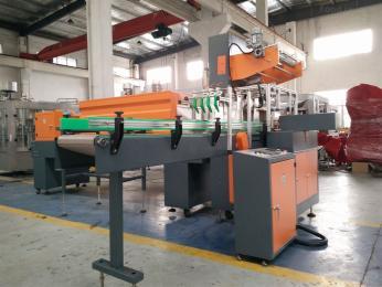 供应L型热收缩膜包装机
