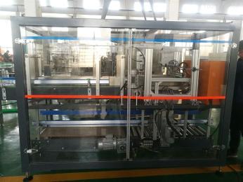 生產礦泉水裝箱機