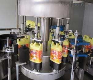 专业方瓶热熔胶贴标机