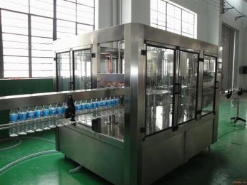 純凈水三合一灌裝機械