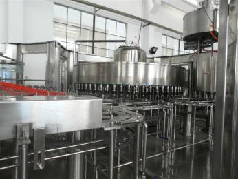 桶裝水灌裝(五加侖) 600桶/小時