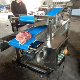 QTJ-3000型大块牛肉多层切片机 平行式输送切割