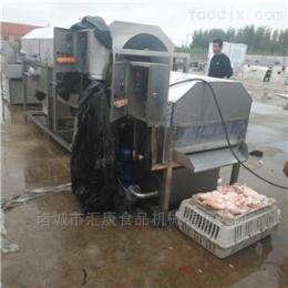 TQX-3000型软包装袋清洗机 袋装肉制品洗袋机