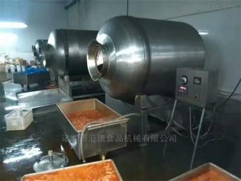 GR-600LGR-600L肉类滚揉机 调理鸡肉腌制机