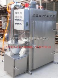 YX-100型肉类蒸熏炉,食品蒸熏炉,熏鸡炉,鸡鸭鹅制品烟熏炉