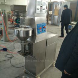 RW-200型贡丸成型机  鱼丸蒸煮流水线  贡丸技术配方  厂家批发