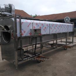 TQX-3米酱菜包装袋清洗机、红薯滚筒清洗机、红枣滚筒清洗机