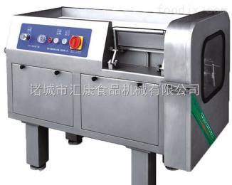 QD-350型猪肉切片机 *五花肉切片机*火腿切片切条机