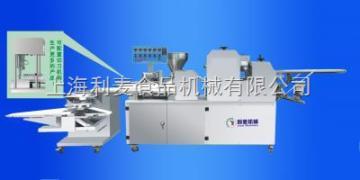 LM-6型供应金丝肉松饼生产线及视频