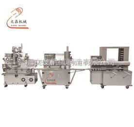 小型苏式月饼生产线生产厂家