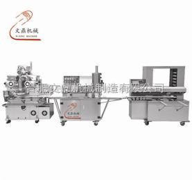 WDB-3000型自動包餡機合肥文鼎WD廣式月餅生產線