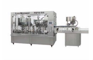 XGF18-18-6碳酸饮料灌装生产线