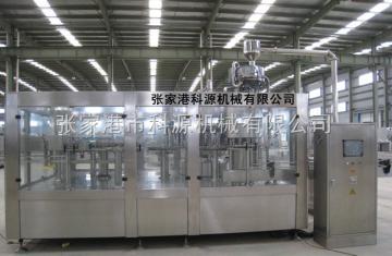 XGF18-12-6型號 沖瓶、灌裝、封蓋三合一體機組
