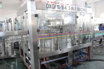 PET碳酸饮料灌装生产线厂家