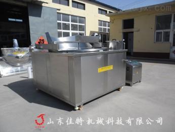 衢州炸鸡腿油炸设备,自动控温油炸机