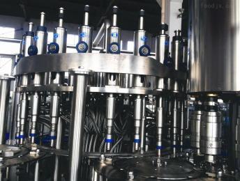 玻璃瓶果汁飲料灌裝機價格