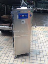 HW-ET-10g一体式水冷氧气源臭氧发生器、水处理杀菌臭氧发生器