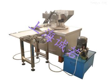 CR--I/II/III压缩饼干机 上海?#20808;?#26426;械有限公司 压缩饼干成型机