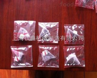 QD-20YT关沱茶三角包内外袋袋泡茶包装机