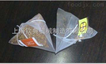 QD-20定制全自动袋泡茶包装机内外袋