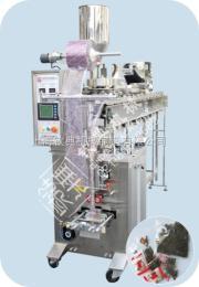 QD-40D提供多种茶叶自动包装机(振动下料)料桶可以随时增加