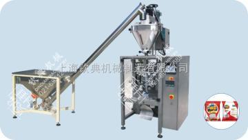 QD-420供应螺杆下料米粉包装机 奶茶粉自动包装机