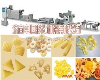 ZH65-III休闲食品膨化设备