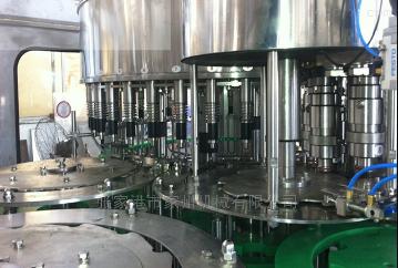 全自动果汁生产设备机械
