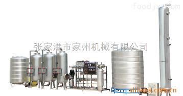 GLQ矿泉水净水设备