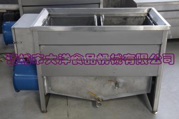 自動恒溫油炸機|油水混合油炸鍋|電加熱油炸機