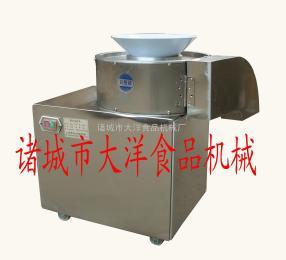 QS土豆切片切絲機諸城大洋食品機械