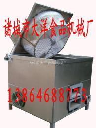 DYZ小型油炸机、沙琪玛油炸锅、龙虾油炸设备