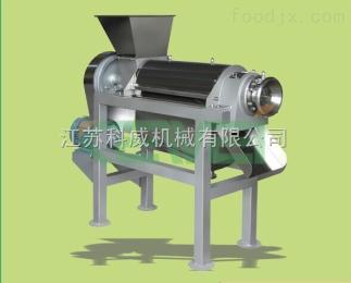 LZ型螺旋榨汁机泰州科威LZ型螺旋榨汁机