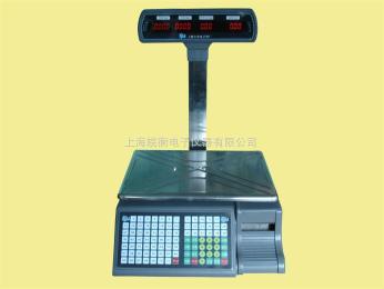 打小票电子秤,带打印电子秤