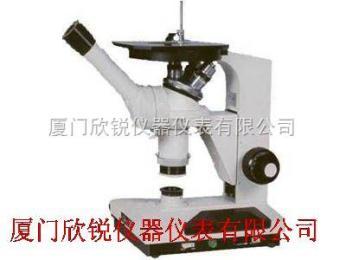 4X1单目倒置式金相显微镜4X1