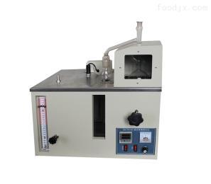 武汉石油产品减压馏程测定仪