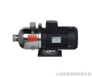 CHLF轻型不锈钢多级离心泵