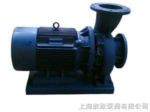 ISWISW型卧式管道离心泵