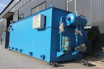 YMWF山东污水预处理设备价格,青岛溶气气浮机