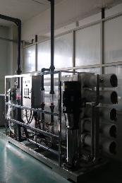 RO-10T/H浙江加工干制坚果纯水设备|反渗透设备