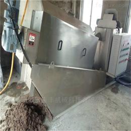JFDL固液分离设备叠螺污泥脱水机价格分析