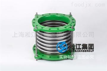 按订单淮北自来水管道系统DN1800不锈钢波纹膨胀节