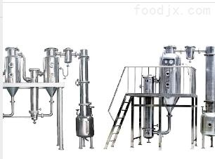 WXZ型单(双)效外循环蒸发器(可回收溶媒)