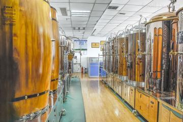 石家莊啤酒設備