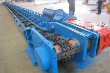 链式刮板输送机