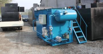 屠宰场气浮机污水处理设备