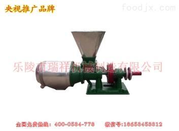 锥式磨面机-小型玉米专用五谷杂粮磨粉机