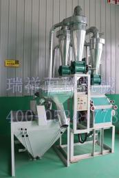6FY-40A对辊式家用磨面机,多功能小麦磨粉机