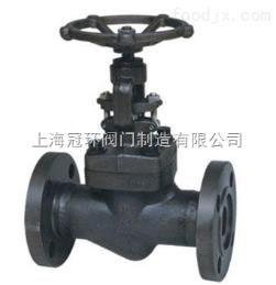 J41Y法蘭高溫高壓鍛鋼截止閥