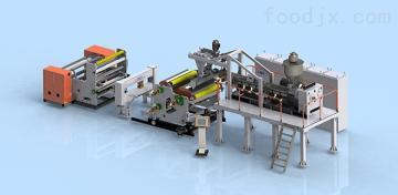 PVDF薄膜设备生产线
